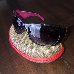 🆕 FREE Hard Case JUICY COUTURE Sunglasses